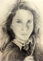 Hermione, Attempt 2 by Mandalalala