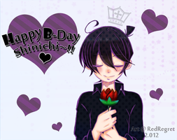 Happy B-Day Tantei-kun!! by RedRegret