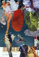 collage with V lava and cabbage v 2 by offermoord
