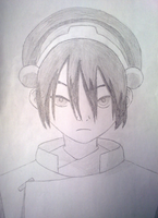 Toph by Deventh