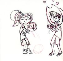 TDI Kids Geoff and Bridgette by SySaiyan