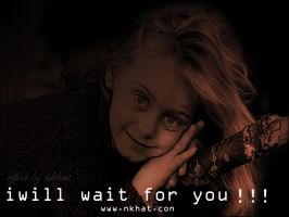 i will wait for you by nkhat1