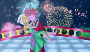 Collab_Happy New Year by Music-X-Rose