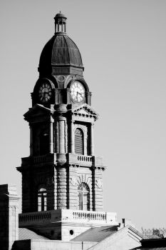 Courthouse by Cooperphoto