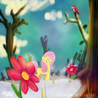It's Spring by LiraCrown