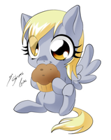 Chibi Derpy by Shinta-Girl