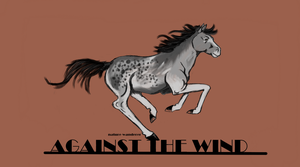 Against The Wind by nature-wanderer