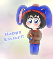 Happy Easter! by RocstanLove
