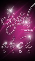 Photoshop Layer Style by designervector