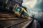 Trams de Bruxelles by DeeMaaH