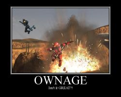 Halo-Motivational Poster by LobstaBob