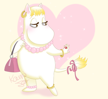 The Snork Maiden by kamijo