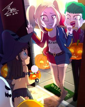 MLP Halloween by 0Bluse