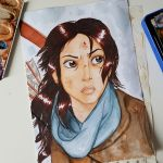Rise of the Tomb Raider by Elliepamp