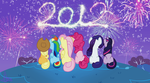 Happy New Year 2012 by Sandra626