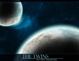 The Twins - Andevi And Cilior by Ulario