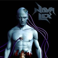 Nova Lex-CD Cover by TestingPointDesign