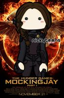 The Hunger Games: Mockingjay Part I by NickyToons