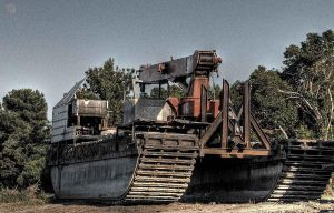 Rugged Transport by Bawwomick
