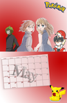 Calender May by mikmik121