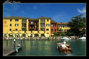 Sirmione -view by ShlomitMessica