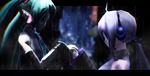   MMD  Vocaloid  You Don't Need That... by UniTheLucario