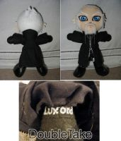 Luxord Plushie by WhittyKitty