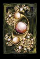 Golden Earring by Velvet--Glove