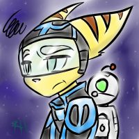 Disgrunted Ratchet by RadiantHearts