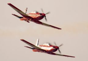 Fly by Roulettes by RaynePhotography