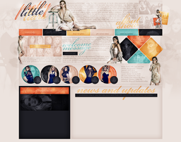 layout ft. pretty little liars by Andie-Mikaelson
