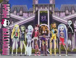 MONSTER HIGH RULES!!!!!!!!!!!!!! by Jazzbabe111