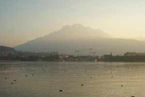 Misty Mountains 2 by Stichflamme-Stock