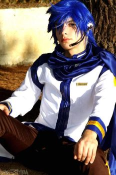 Kaito - Project Diva 2 by sweetinhu