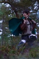 Eren - Ready to fight by Black--Deamon
