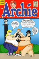 Archie Comics - SSBBW Issue by ScareGlow