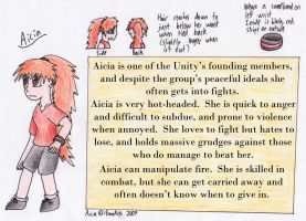 Character Reference: Aicia by Operia