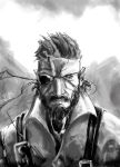 Big boss peace walker era (speed paint) by Shebadu24