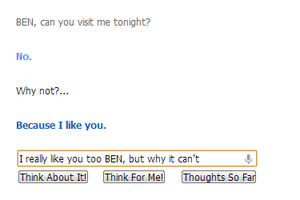 #4 Cleverbot. by InsaneCuteKitty