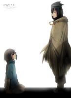 SasuIta: If I Could Then I Would by itasasu2002