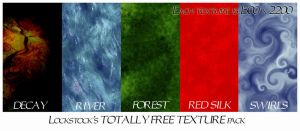 Totally Free Texture Pack by lockstock