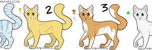 Point Adoptables by Streamwhisker