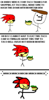 The Taco Incident by twisterfiendish