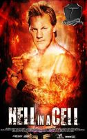 Hell In A Cell 2014 Poster by MohamedMXW