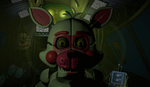 Funtime Foxy Jumpscare by MackoJr