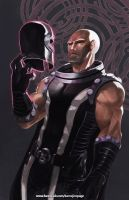 NEW MAGNETO 2014 by KARNxJiro