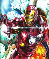Iron Man by MuhammedFeyyaz