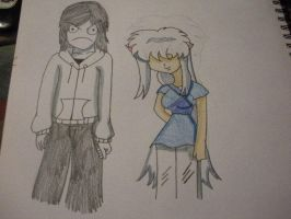 The Blue Rose and The Killer pt.80 by BlueRosePetalsQueen