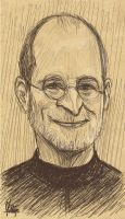 STEVE JOBS by Ambair