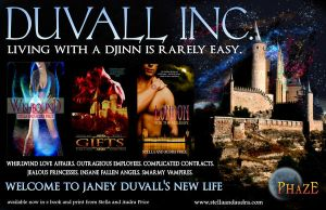 Duvall Inc. Ad card by StellaPrice
